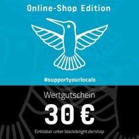 Online Shop Gutscheine